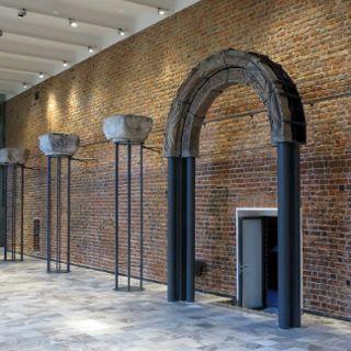 Sala Romańska - Kamienne detale śląskiej architektury XII i  XIII wieku
