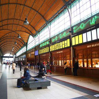Dworzec główny PKP - Wrocław