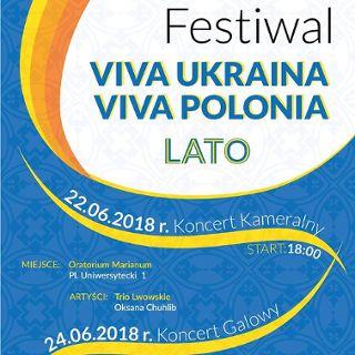 Festiwal Viva Ukraina Viva Polonia