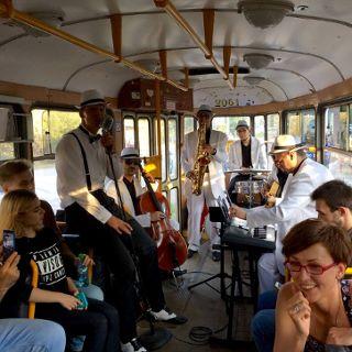 Jazz Tramwaj Vertigo - Tramwajem na Wyścigi Konne Wrocław