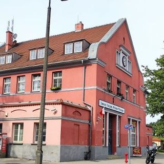 Dworzec Kolejowy Wrocław Mikołajów