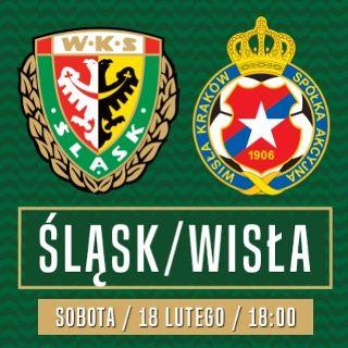 Śląsk Wrocław vs Wisła Kraków
