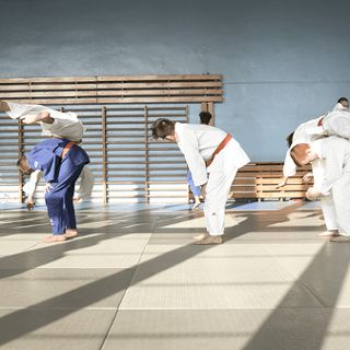 Trening judo - Judo Tigers MORE