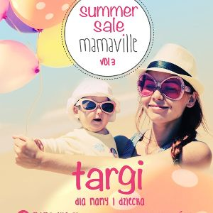 Mamaville – targi dla mamy i dziecka