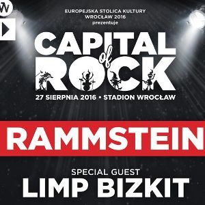 Rammstein i Limp Bizkit - Capital of Rock