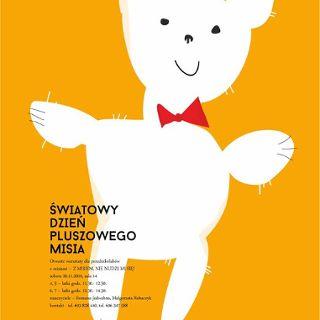 Plakat lubi skakać - Przemysław Szydłowski