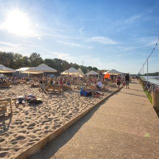 HotSpot! Beach Bar Plaża miejska