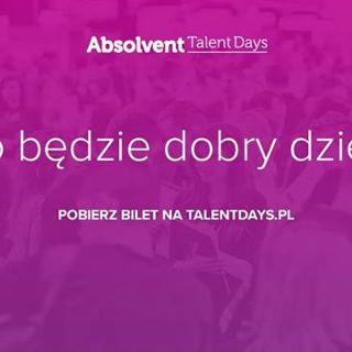 Absolvent Talent Days w Hali Stulecia