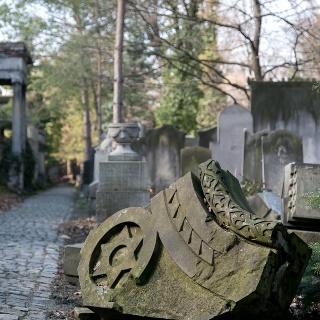 Stary Cmentarz Żydowski przy Ślężnej