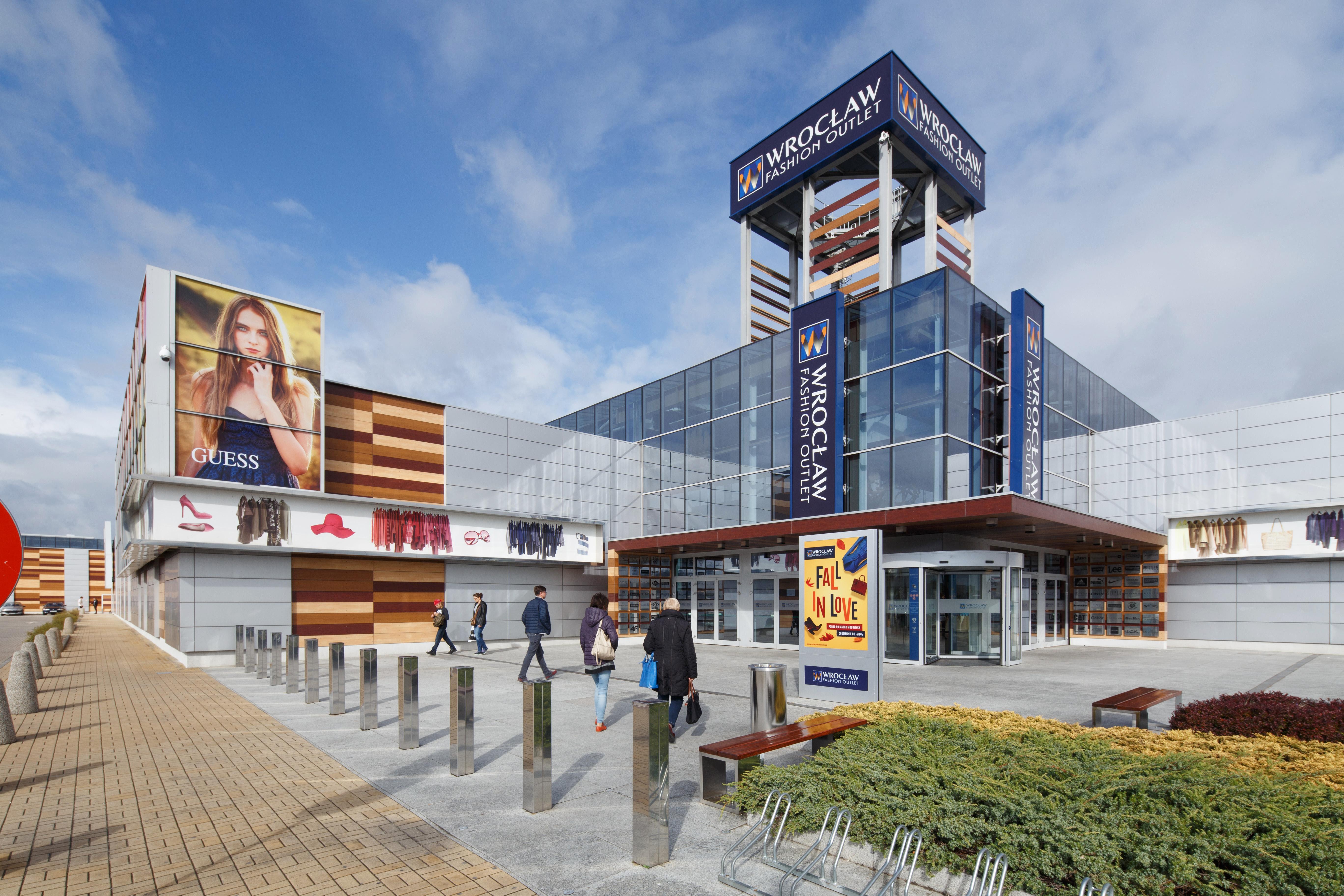 c1fdb928e28cd Wrocław Fashion Outlet
