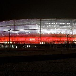 Sightseeing tour of the Wrocław Stadium