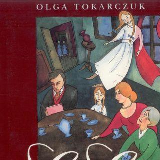 """""""Olga Tokarczuk na świecie"""""""