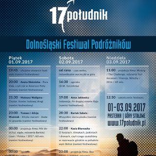 6. Dolnośląski Festiwal Podróżników 17 Południk