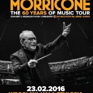 Koncert Ennio Morricone w Hali Stulecia