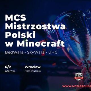 MCS Mistrzostwa Polski w Minecraft 2020 – BedWars, SkyWars, UHC