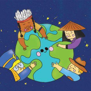 Dookoła świata – wielopokoleniowy bal przebierańców