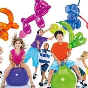 Balonowy Dzień Dziecka w Galerii Dominikańskiej