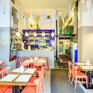 Bar & grill Soczewka
