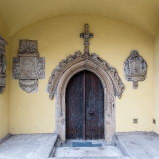 Die Kirche der Geburt der Seligen Jungfrau Maria