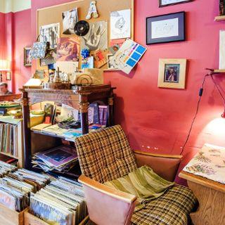 Vinyl Cafe