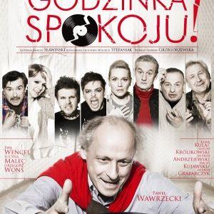 """""""Godzinka spokoju"""" – spektakl Teatru Kwadrat"""
