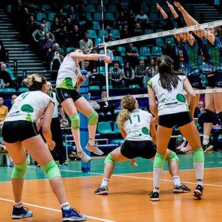 Siatkówka kobiet: Impel Wrocław vs KS Pałac Bydgoszcz