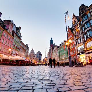 Plaza Mayor de Breslavia (Rynek)