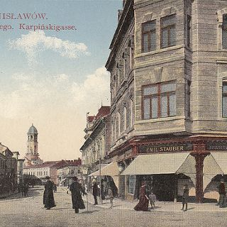 Former South-east of Poland in Interwar Postcards