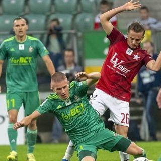 Lotto Ekstraklasa: Wisła Kraków vs. WKS Śląsk Wrocław