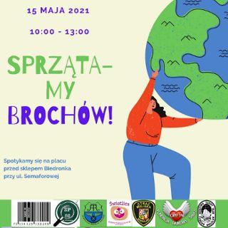 Sprząta-MY Brochów!