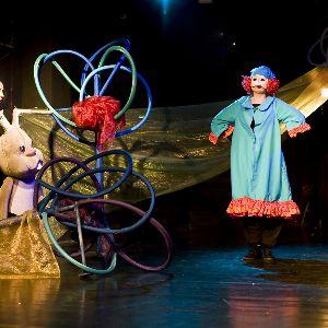 Wspaniała przygoda zająca Teofila - spektakl dla dzieci