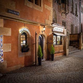 INFOCenter Rynek –  sklep z pamiątkami