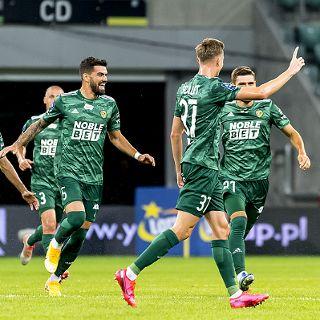 Ekstraklasa:Śląsk Wrocław vs. Podbeskidzie Bielsko-Biała