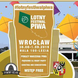 Das 1. Fliegende Bier-Festival von Wrocław