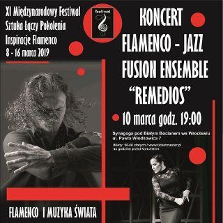 Festiwal Sztuka Łączy Pokolenia Inspiracje Flamenco 2019