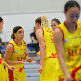 Koszykówka kobiet: Ślęza Wrocław – Energa Toruń