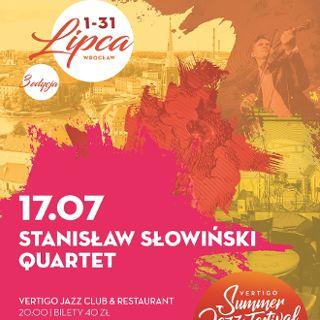 Stanisław Słowiński Quartet