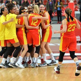 EuroCup Kobiet: Ślęza Wrocław - Istanbul Universitesi