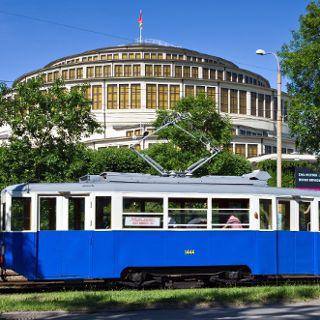 Zabytkowe tramwaje