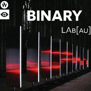 Wystawa binaryWaves grupy LAb[au]