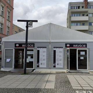 Centrum Obsługi Mieszkańca przy pl. Nowy Targ