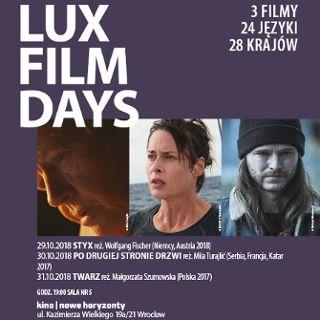 Dni Filmowe LUX 2018
