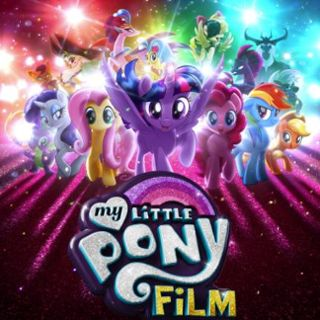 My Little Pony. Film (dubbing)