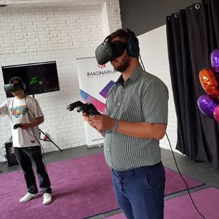 Imaginarium: Virtual Reality Centre