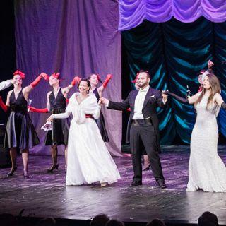 Gdy opera spotka się z operetką