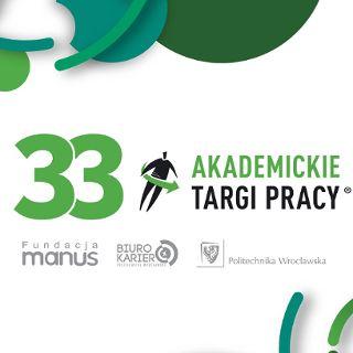 33. edycja Akademickich Targów Pracy