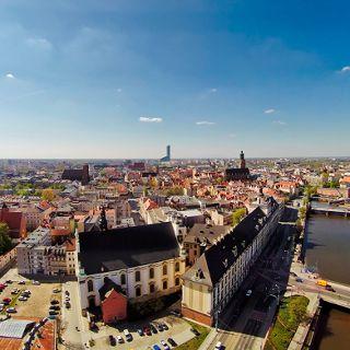 Spacery z przewodnikiem: Dachy Wrocławia