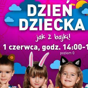Dzień Dziecka z Pippi, piratem i skrzatem w Arkadach Wrocławskich