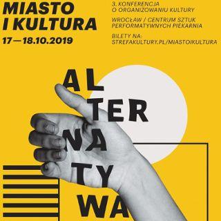 "Konferencja""Miasto i Kultura"""