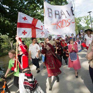 Wielka Parada Brave Kids Wrocław